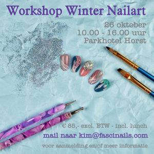 Workshop Winter Nailart